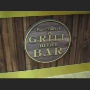 Reklama iš medienos